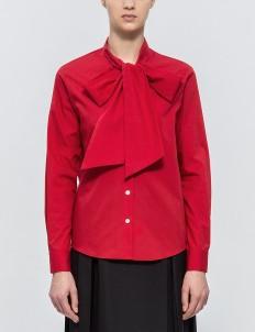 Cotton Jin Lavalliere Shirt