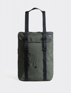 Green Wander Tote Bag Backpack