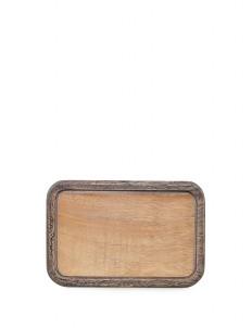 Whitewash Cans Wooden Chopboard