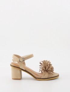 Brown Janice Sandal