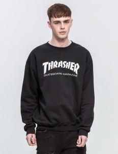 Skate Mag Crewneck Sweatshirt