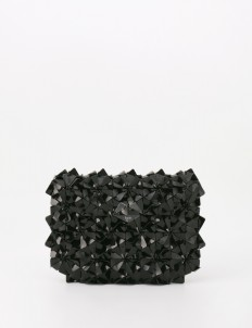 Black Exclusive Warrior Clutch