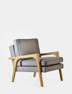 Divone & Gray Natural Chairs