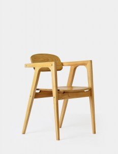 Arvone Natural Chair