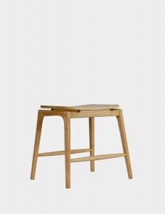 Bevone Natural Midi Chair