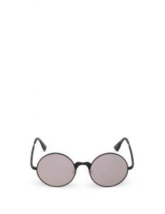 Matte Black Poolside Punk Sunglasses