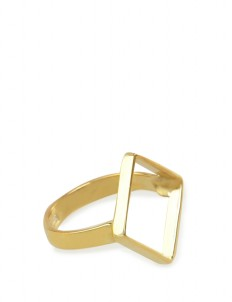 Gold Kanta Ring
