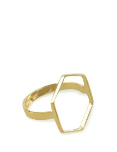 Gold Malee Ring