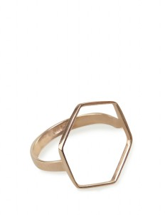 Rose Gold Malee Ring