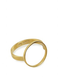 Gold Kali Ring