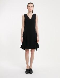 Black Tanja Dress