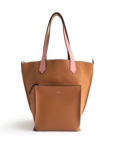Camel Pink 2Loev Maxi Bag