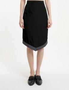 Black Sukma Skirt