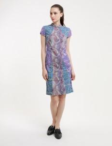 Multicolor Widya Dress