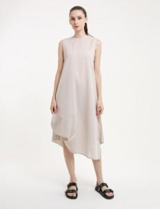 Cream Ilir Dress