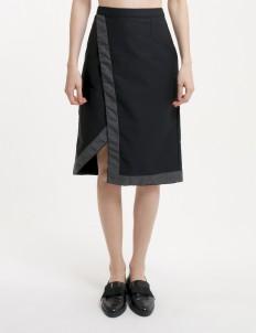 Black Dian Skirt