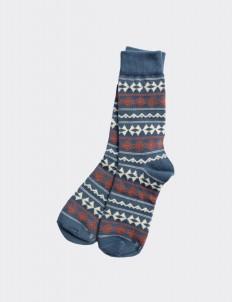 Sea Blue Warih Socks