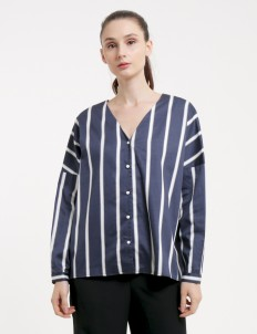 Stripes Early Top