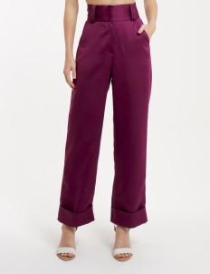 Purple Rylee Pants