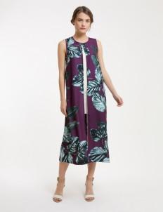 Printed Odessa Dress