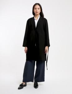 Black osha Coat