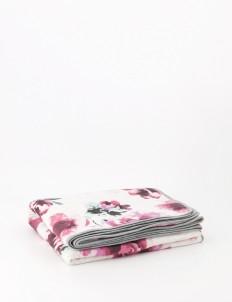 Floral Tudorose Maxi Baby Blanket