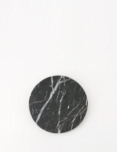 Black Small Round Zircon Marble