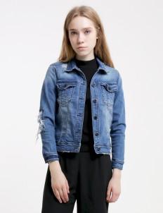 Dark Blue Briza Jacket