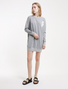 Gray Magsie Sweater