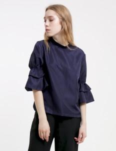Navy Scarlett Shirt