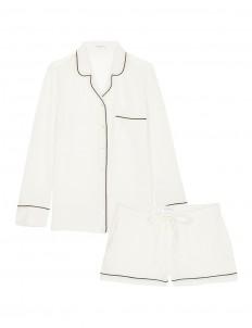 'Lillian' silk pyjama set