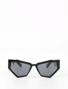 Black 'For Your Eyes Only' Glasses