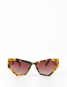 Buddah Gold Tort 'For Your Eyes Only' Glasses