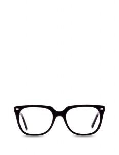 Jet Black Kapell Glasses