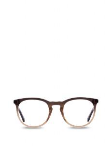 Dark Olive & Sand Brooklyn Glasses