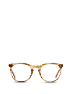 Marble Gold Brooklyn Glasses