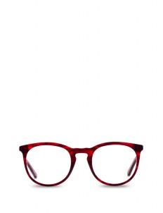 Wine Red Brooklyn Glasses