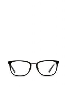 Jet Black & Gun Metal Abril Glasses