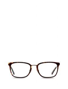 Walnut Tortoise & Gold Abril Glasses