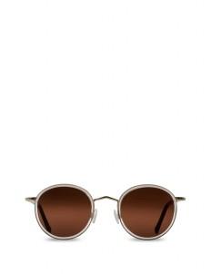 Whiskey Tortoise & Crystal Barnes Sunglasses