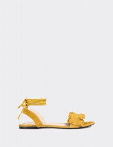 Mustard Lolly Sandals