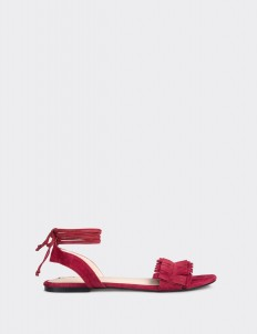 Red Lolly Sandals