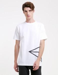 White Grand HAY Diamond T-Shirt