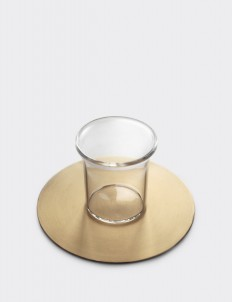 Brass Coaster (set of 2)