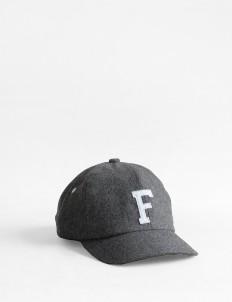 Gray Fukuoka Japan Ball Cap