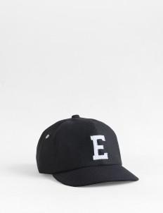 Black Edogawa Japan Ball Cap