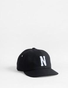 Black Nagano Japan Ball Cap