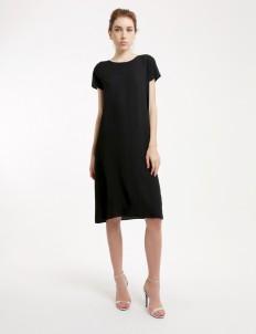 Black Joanne Dress