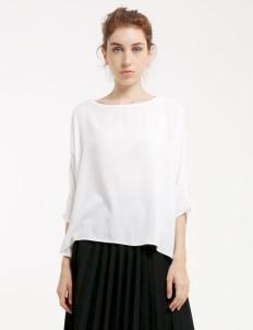 White Leah Blouse