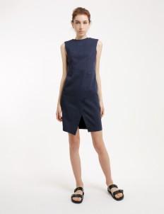 Blue Olla Dress